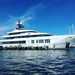 Judge Judy's Yacht, Just J's
