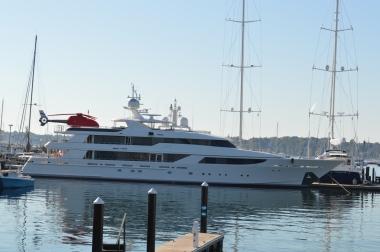 Oprah's Yacht